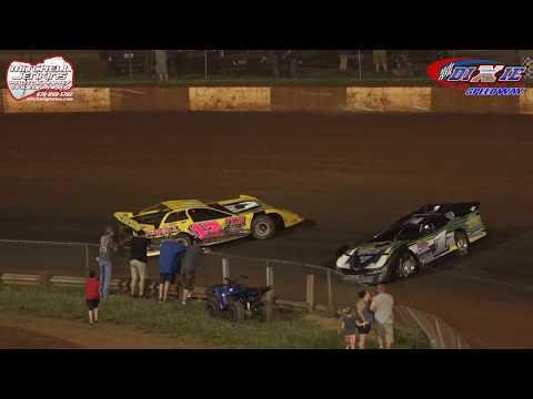 Steelhead/525 Feature Dixie Speedway 6/23/18!