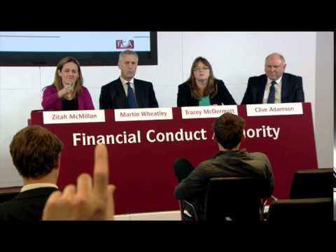 FCA FX announcement press conference