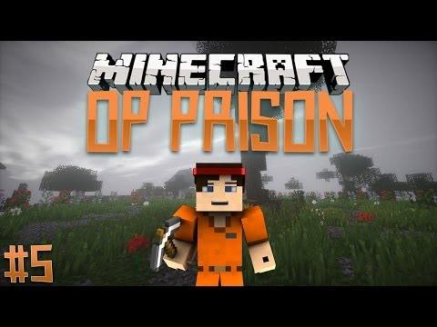 Minecraft: OP Prison! Ep.5  Back in Prison!