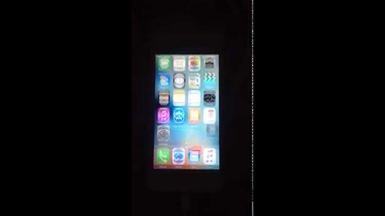iphone screen flashing iphone 5 display screen flickering 6774
