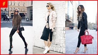 How to Wear Bomber Jacket   Modern Outfits Inspirations