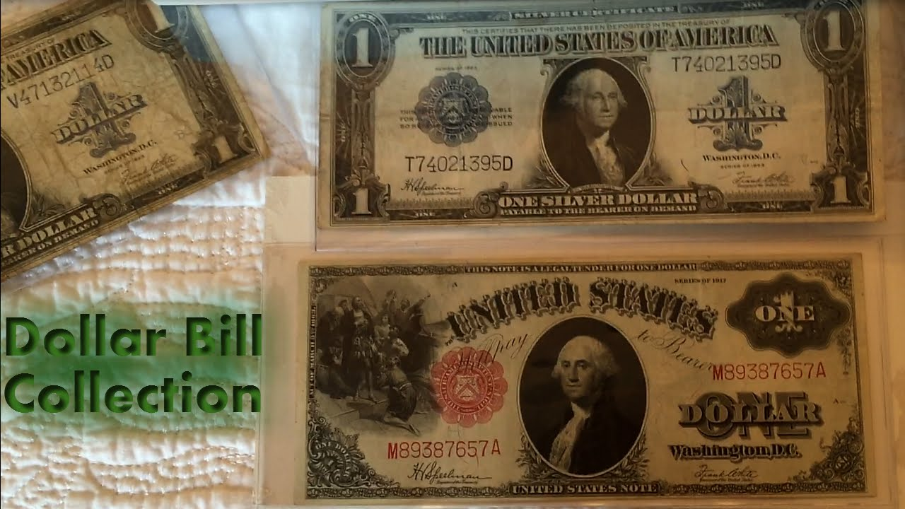 United States Dollar Bill Collection