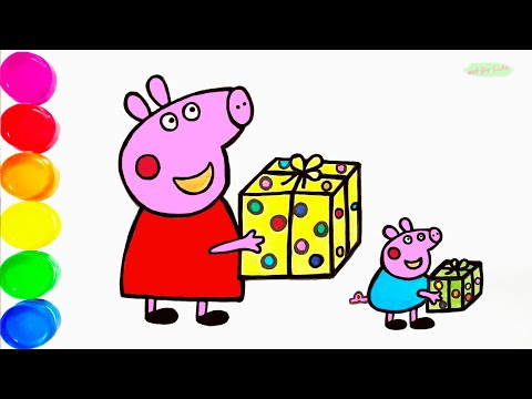 peppa-pig-coloring-book-pages-kids-fun-art-|-coloring-peppa-pig-how-to-draw-peppa-pig-drawing-peppa
