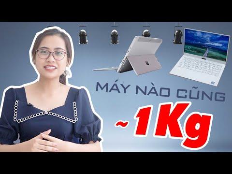 """Top Laptop Văn Phòng 2019   Top 8 Máy """"nhỏ, Gọn, Nhẹ"""" Nhất!"""