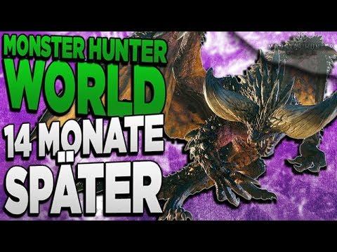 Was hat sich seit Release in Monster Hunter World getan - Wie gut ist es jetzt - MHW Info NEWS