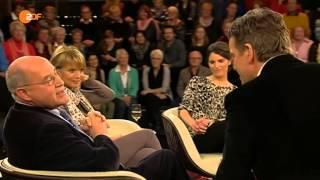 Gregor Gysi bei Markus Lanz am 9.12.14