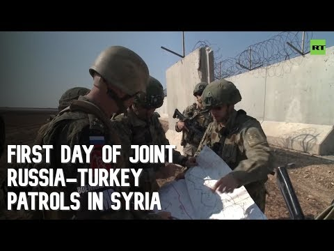 First day of joint Russia-Turkey patrols in Syria goes well - military police