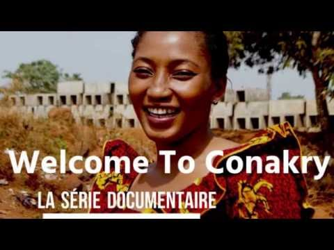 Kiss Kiss Bank Bank  -  Welcome To Conakry : La série documentaire