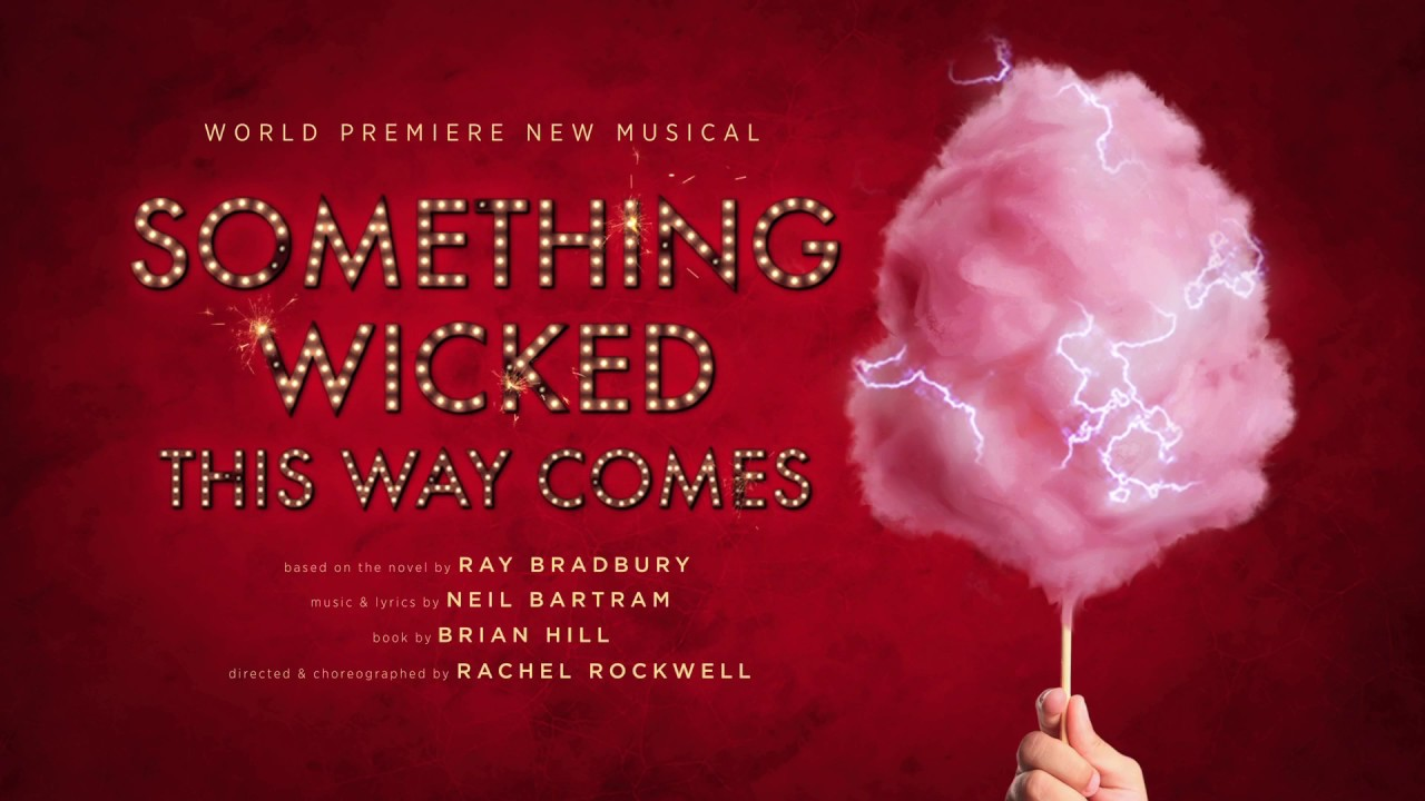 """Something Wicked This Way Comes """"Neil & Brian on the novel and adapting it into a musical"""""""