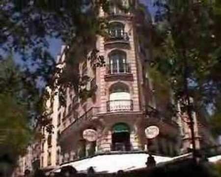 PARIS - MONTPARNASSE Y JARDINES DE LUXEMBURGO