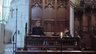 Friday 24 September - Morning Prayer from Southwark Cathedral