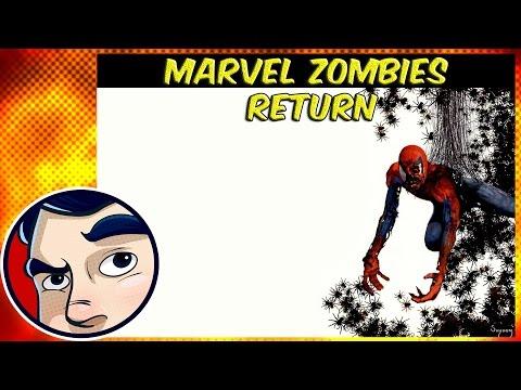 "Marvel Zombies Return ""Spider-Man and Hulk Return"""
