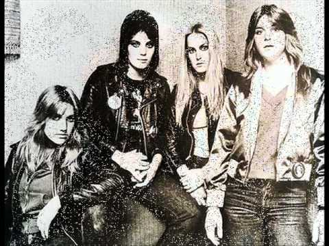 The Runaways - Here comes the sun (1980)