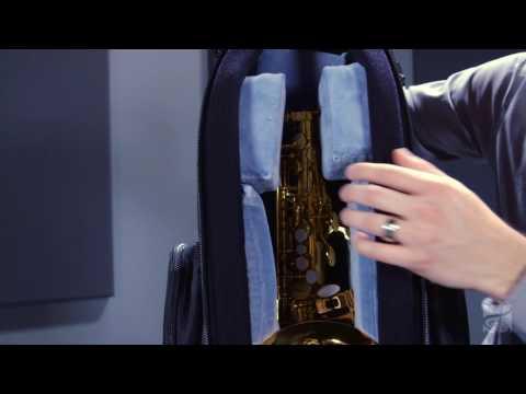 Gard Saxophone Wheeley Bag