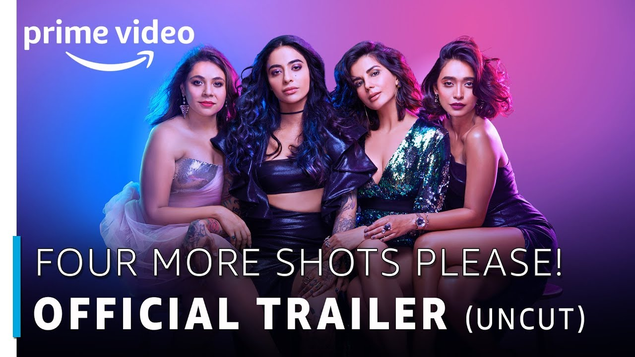 Four More Shots Please' review: Amazon Prime Video's web series isn