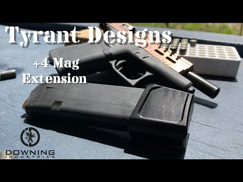 Tyrant Designs +4 Mag Extension
