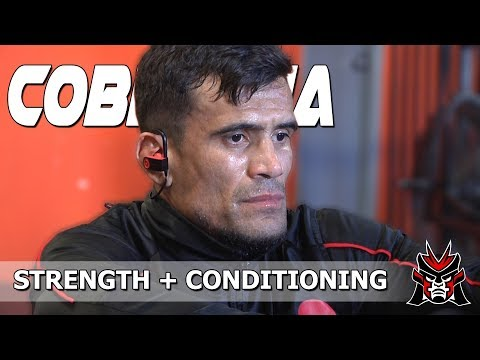 Cobrinha's Final Conditioning Before 2017 ADCC World Championship + Possible Super Grand Slam