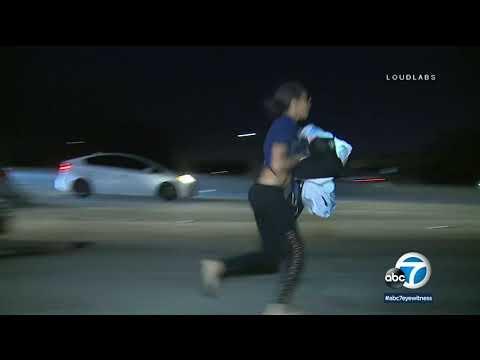 MORNING NEWS - WATCH! She Talks To Cameras...Then RUNS! Hit and Run Driver FAIL!
