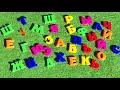 Учим русский Алфавит, Цифры и геометрические Фигуры   Развивающее видео для детей от 0 до 3 лет
