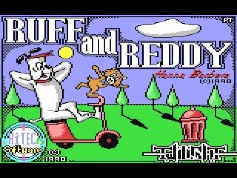 C64 Shortplay: Ruff and Reddy
