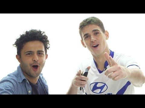 Eli Meets Oscar  - Hyundai Ad Behind The Scenes