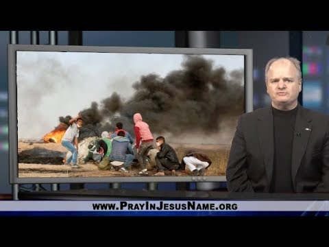 Israel v. Gaza in New Border Showdown