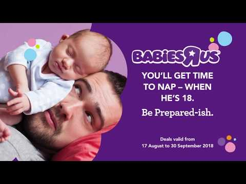 Babies R Us Be Prepared-ish Deals