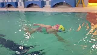 Плавание -управляй свободной !Обучение детей плаванию!!! Первое занятие в в бассейне 25 м!