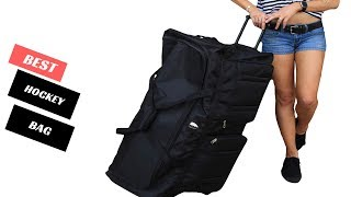 Best Hockey Bag 2019 - Hockey Bag Reviews