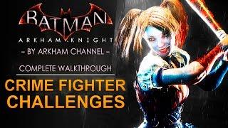 Batman: Arkham Knight – Crime Fighter Challenge Pack #5