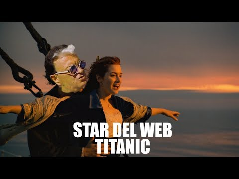 Celine Dion - My Heart Will Go On Feat Star del Web (Highlander dj Parody)