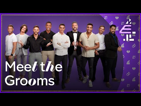 The GROOMS Are Revealed! | Married At First Sight UK
