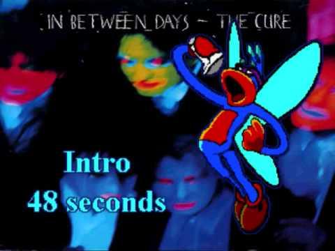 Karaoke - The Cure - In Between Days