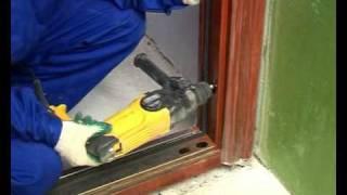 Установка входных стальных дверей на примере Романио(Подробная видео инструкция по установке входных стальных дверей., 2009-08-25T18:21:52.000Z)