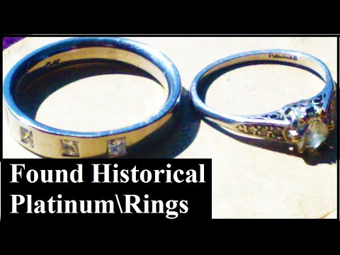 TREASURE HUNTERS ULTIMATE FIND (Platinum Ring)