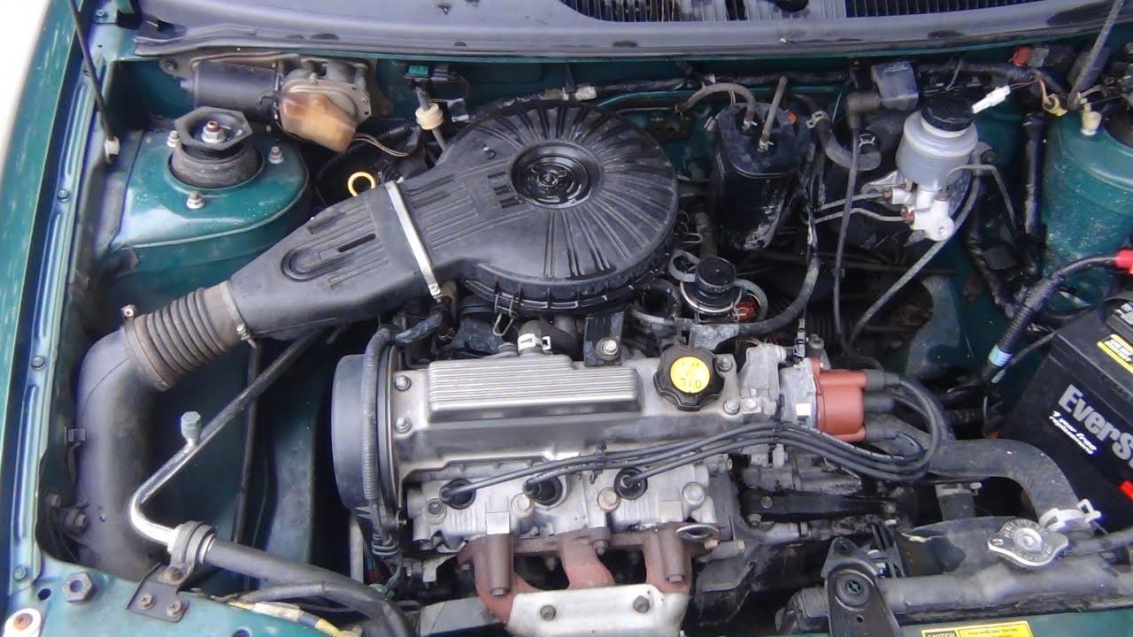 Suzuki 3 cylinder engine