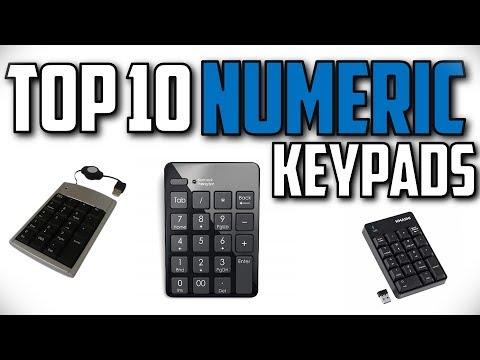 94e638e5fd6 10 Best Numeric Keypads In 2019 - YouTube