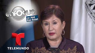 La guatemalteca que odia la corrupción y que no tiene miedo | Enfoque | Telemundo