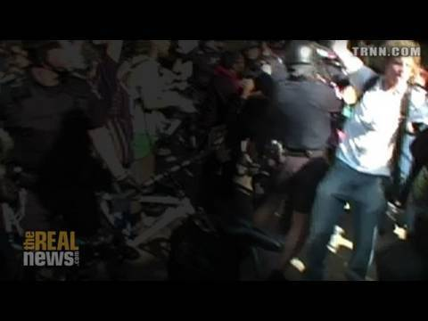 Real News journalist attacked at Toronto G20