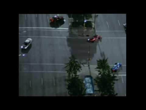 Driven (2001 movie) city race scene [English, HD]