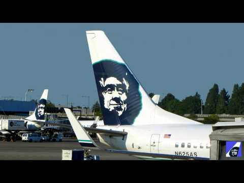 Alaska Airlines - You have a friend