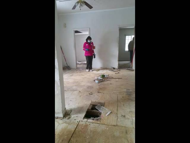 1237 E 13th St Cleaning Video