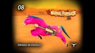 08.Final Boss (Burnin' Rubber 5) // Gameplay