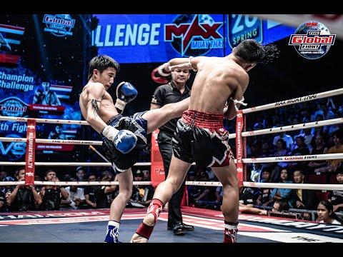 The Global Fight 2019 - วันที่ 11 Apr 2019
