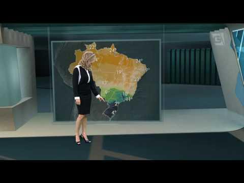 Previsão do Tempo - 18/07/2016
