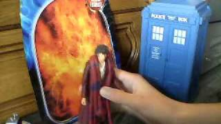 the 4 th doctor from warriors gate and k9 review.wmv
