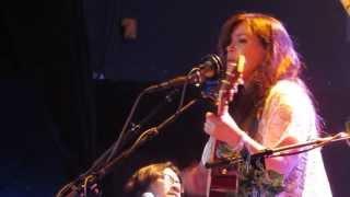 """Rachael Yamagata """"Woman"""" (unreleased) - Toronto 20130604"""