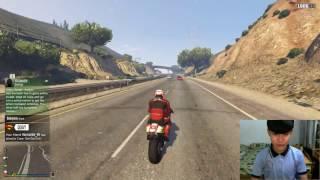 Show Webcam | GTA 5 Online Đi Hớt Tóc Mua đồ Chuẩn Bị Đi phượt Trào Mừng Kênh Thứ 2 Vào Thứ 7