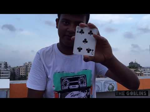 Easiest Mind Reading Card Trick Tutorial in bangla(bengali)