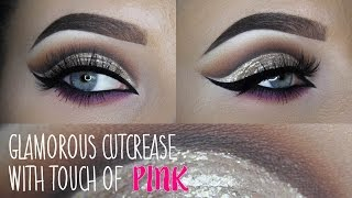 Glamorous cutcrease - Toofaced Stardust eyepalette